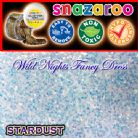 SNAZAROO FACE PAINT GLITTER GEL STAR DUST 12ML TUB